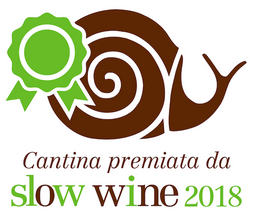 Andrea Felici estate awarded with the Snail